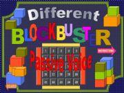 English powerpoint: Passive-Blockbuster