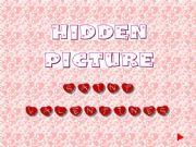 English powerpoint: Hidden Picture Saint Valentines