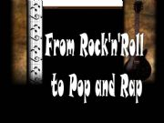 English powerpoint: From Rock&Roll to Pop and Rap