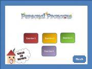English powerpoint: Personal Pronouns 1/2