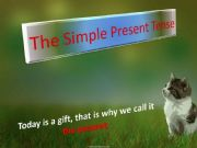 English powerpoint: the simple present tense