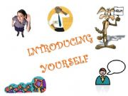 English powerpoint: Introducing Yourself