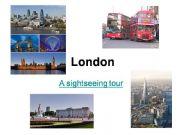 English powerpoint: London