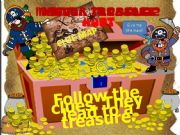 English powerpoint: Classroom Indoor Treasure Hunt--a great game or special reward