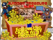 English powerpoint: Outdoor Treasure Hunt--a great game or special reward