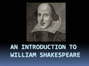 Introducing Shakespeare and the Elizabethan Age