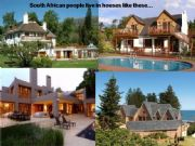 English powerpoint: South Africa presentation 4