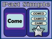 English powerpoint: Past tense verbs