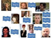 English powerpoint: HAIRSTYLES