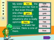 English powerpoint: All tenses_game