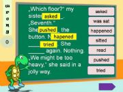English powerpoint: All tenses_game_part 2