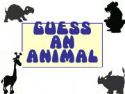 English powerpoint: Guess an Animal_shadows