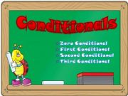 English powerpoint: Conditionals Part  1 - 2