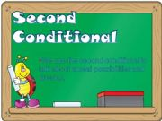 English powerpoint: Conditionals Part  2 - 2
