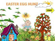 English powerpoint: EASTER EGG HUNT GAME (WITH SOUND)
