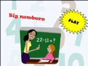 English powerpoint: Big numbers_game