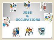 English powerpoint: Jobs and Occupations part 1