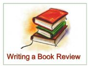 English powerpoint: Writing a Book Review