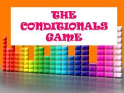 English powerpoint: THE CONDITIONALS GAME