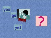 English powerpoint: Present perfect - oral drill