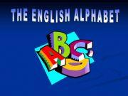 English powerpoint: The English Alphabet