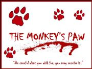 English powerpoint: The Monkey´s Paw