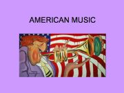 English powerpoint: American Music
