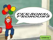 English powerpoint: Personal pronouns