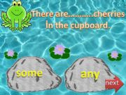 English powerpoint: some-any ppt game