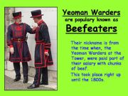 English powerpoint: London 5  (from 10 parts)
