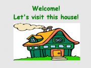 English powerpoint: Rooms in a house
