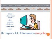 English powerpoint: ADVERBS OF FREQUENCY -PART 2