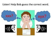 English powerpoint: Got or Get? (listening activity game)