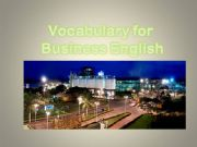 English powerpoint: Agricultural Vocabulary