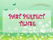 English powerpoint: PAST PERFECT TENSE ( warm up + rules + exercises ) + (20 slides)