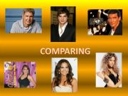 English powerpoint: Comparing