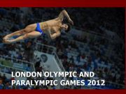 English powerpoint: London Olympic Games GAME