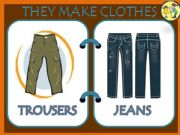 English powerpoint: Get dressed - Part three