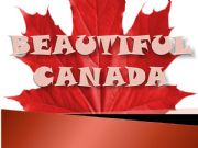 English powerpoint: Geography: CANADA (PART 1)