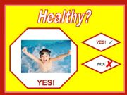 English powerpoint: Healthy Unhealthy Game Part 2