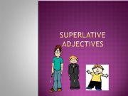 English powerpoint: Superlative adjectives  - Quiz  - nice timer