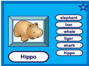 English powerpoint: animals - game