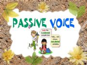 English powerpoint: PASSIVE VOICE