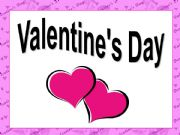 English powerpoint: The History of Valentine´s day