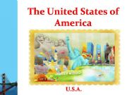 English powerpoint: the United States of America