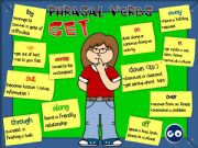 English powerpoint: Phrasal verbs with GET - GAME (1)