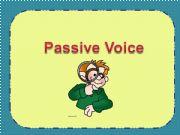 Passive voice past tense exercise