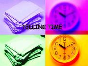 English powerpoint: Telling Time