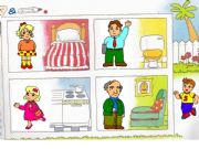 English powerpoint: Family and House