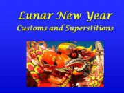 English powerpoint: Lunar New Year (Chinese New Year)